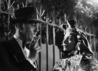 L'aventure est au coin de la rue de Jacques Daniel-Norman (1944) avec Raymond Rouleau, Michèle Alfa, Suzy Carrier