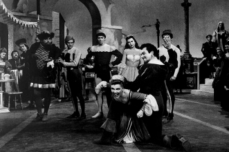 KISS ME KATE (Embrasse-moi, chérie) de George Sidney (1953) avec Kathryn Grayson, Howard Keel, Ann Miller, Tommy Rall