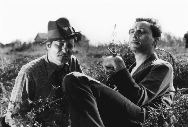 LES BAS-FONDS - Jean Renoir (1936) avec Jean Gabin, Louis Jouvet, Suzy Prim, Jany Holt, Junie Astor, Vladimir Sokoloff, Robert Le Vigan
