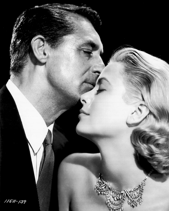 TO CATCH A THIEF – Alfred Hitchcock (1955) - Grace Kelly et Cary Grant