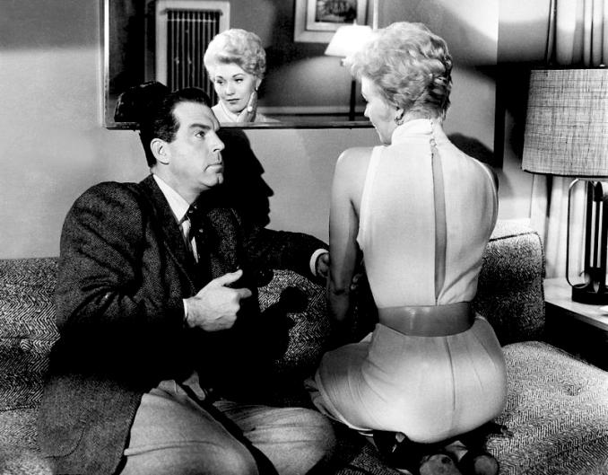 PUSHOVER (Du plomb pour l'inspecteur) – Richard Quine (1954) avec Kim Novak, Fred MacMurray