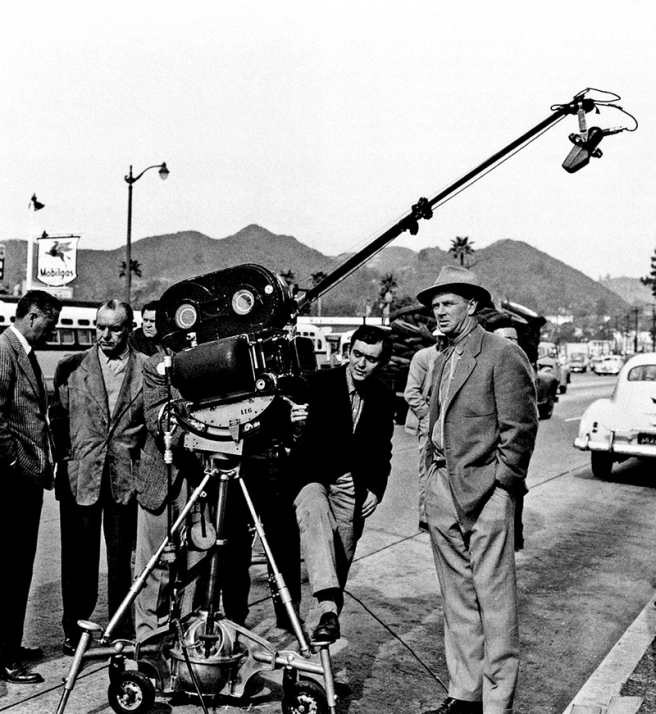 ON SET - THE KILLING (L'Ultime razzia) – Stanley Kubrick (1956)