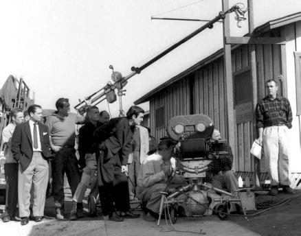 ON SET - THE KILLING (L'Ultime razzia) – Stanley Kubrick (1956)