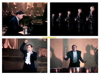 AN AMERICAN IN PARIS – Vincente Minnelli (1951) - Oscar Levant - Concerto en Fa pour Piano et Orchestre