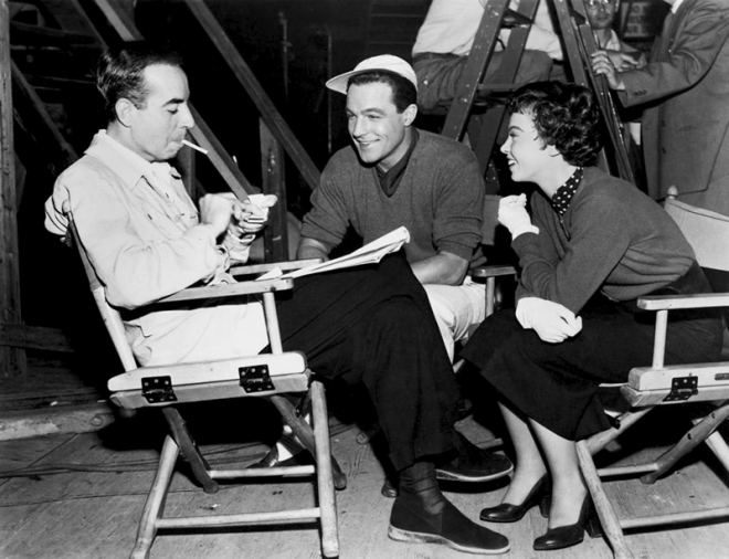 On Set - An American in Paris – Vincente Minnelli (1951) - Gene Kelly, Leslie Caron