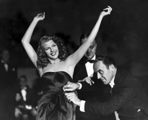 « Put the Blame on Mame » « Put the Blame on Mame » Rita Hayworth (Gilda, Charles Vidor, 1946)