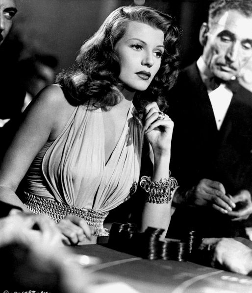GILDA – Charles Vidor (1946) - Rita Hayworth, Glenn Ford, George Macready