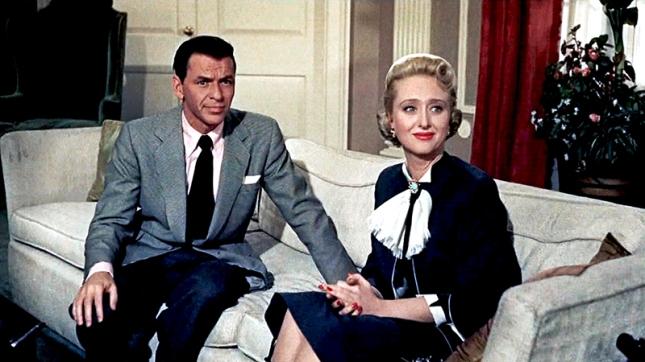 HIGH SOCIETY - Charles Walters (1956) - Frank Sinatra, Celeste Holm
