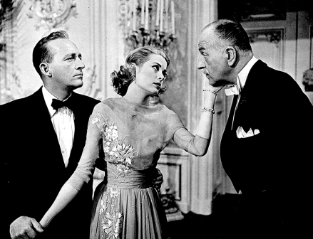 HIGH SOCIETY - Charles Walters (1956) - Bing Crosby, Grace Kelly, Louis Calhern