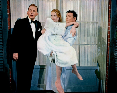 HIGH SOCIETY - Charles Walters (1956) - Bing Crosby, Grace Kelly, Frank Sinatra