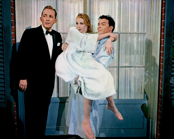 HIGH SOCIETY - Charles Walters (1956) - Bing Crosby, Grace Kelly, Frank Sinatra