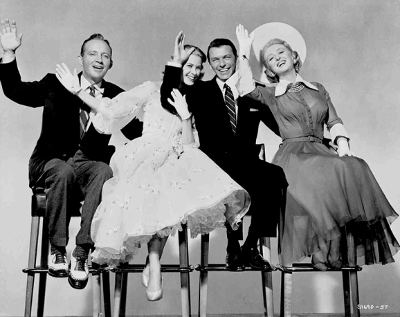 HIGH SOCIETY - Charles Walters (1956) - Bing Crosby, Grace Kelly, Frank Sinatra, Celeste Holm