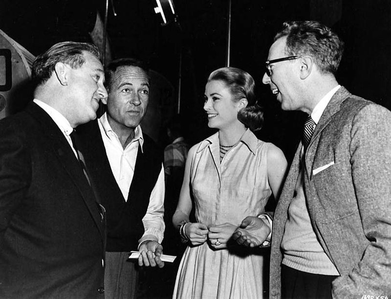 HIGH SOCIETY - Charles Walters (1956) - Bing Crosby, Grace Kelly, Saul Chaplin