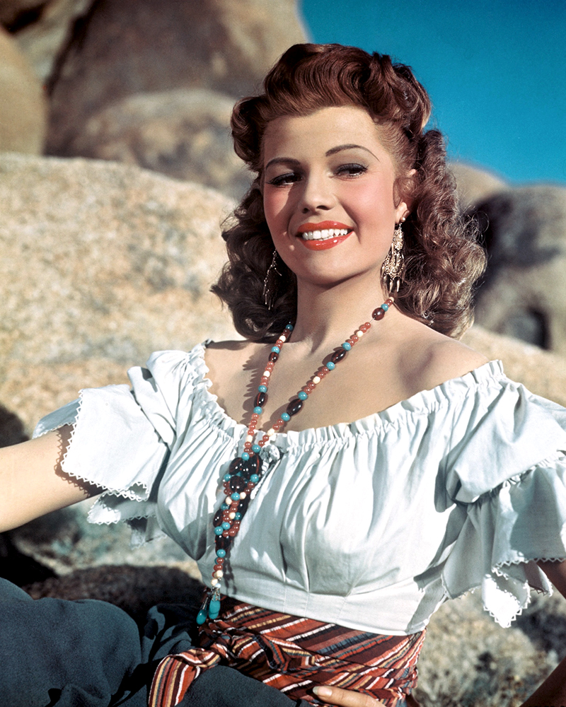 1948: Rita Hayworth - The Loves Of Carmen