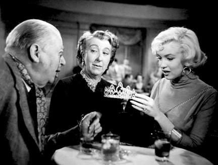 Gentlemen Prefer Blondes - Howard Hawks (1953) avec Marilyn Monroe, Charles Coburn, Norma Varden