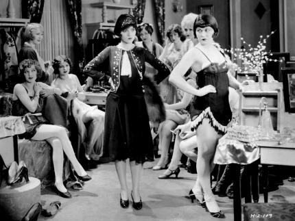 FIGLEAVES (Sa majesté la femme) - Howard Hawks (1926) avec George O'Brien et Olive Borden,