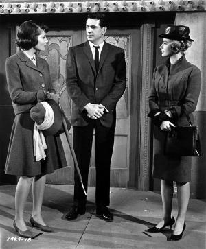 Rock Hudson, Paula Prentiss et Maria Perschy dans Man's Favorite Sport ? - Howard Hawks (1964)