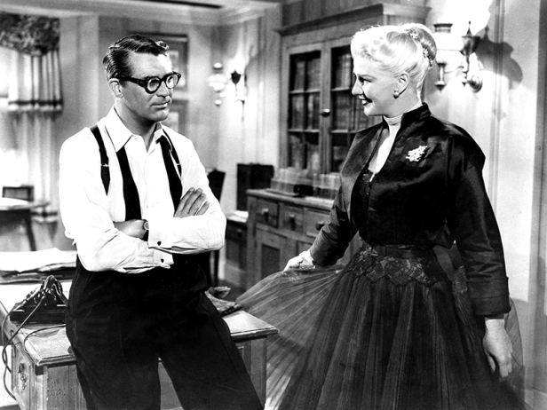 MONKEY BUSINESS - Howard Hawks (1952) - Cary Grant, Ginger Rogers