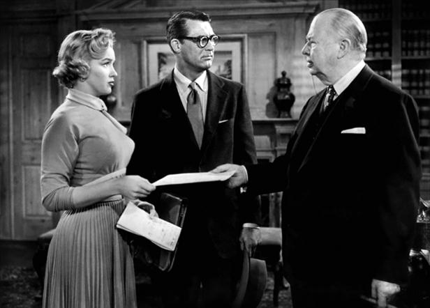 MONKEY BUSINESS - Howard Hawks (1952) - Cary Grant, Marilyn Monroe, Charles Coburn