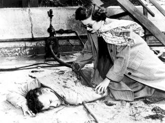 THE RECKLESS MOMENT (Les Désemparés) – MaxOphüls(1949)- Shepperd Strudwick, Joan Bennett