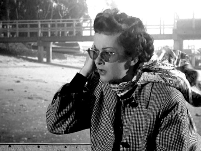THE RECKLESS MOMENT (Les Désemparés) – MaxOphüls(1949)- Joan Bennett