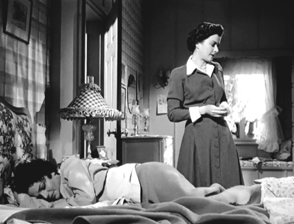 THE RECKLESS MOMENT (Les Désemparés) – MaxOphüls(1949)- Joan Bennett, Geraldine Brooks