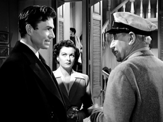 THE RECKLESS MOMENT (Les Désemparés) – Max Ophüls (1949) - Joan Bennett, James Mason, Henry O'Neill