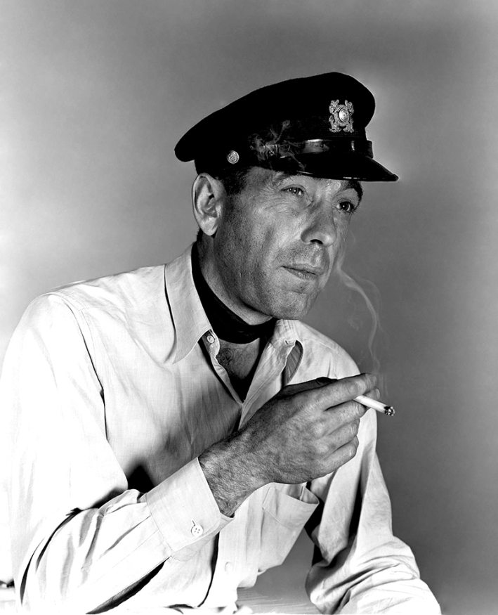 TO HAVE AND HAVE NOT (le Port de l'angoisse) – Howard Hawks (1944) - Humphrey Bogart