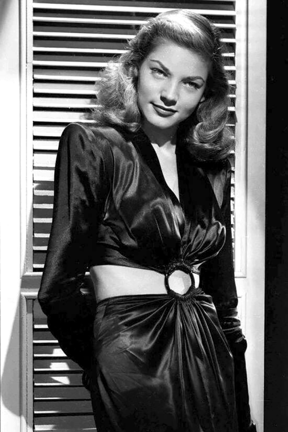 TO HAVE AND HAVE NOT (le Port de l'angoisse) – Howard Hawks (1944) - Lauren Bacall