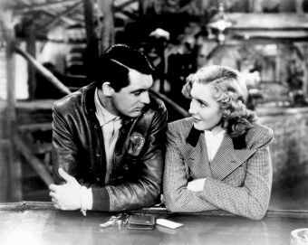 Only Angels Have Wings - Howard Hawks (1939) - Cary Grant, Jean Arthur