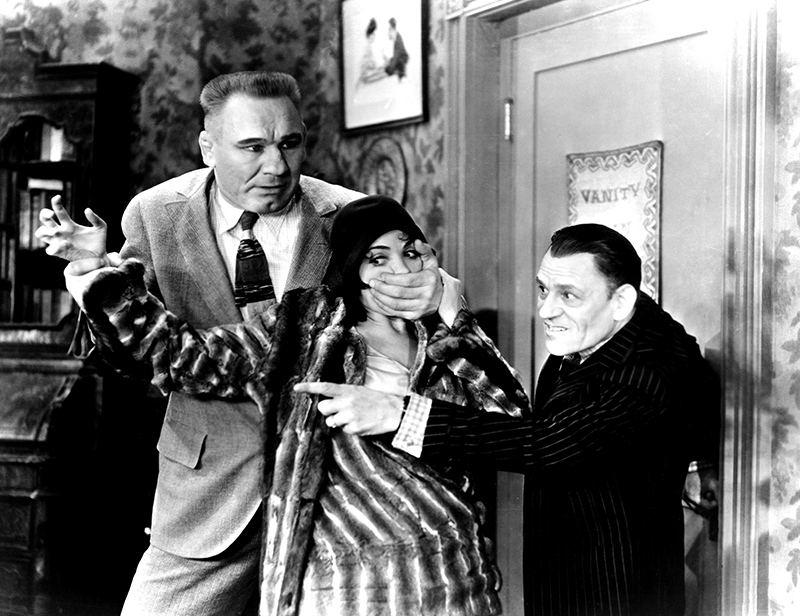 UNHOLY THREE, THE (1930)