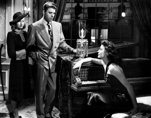 THE KILLERS (Les Tueurs) de Robert Siodmak (1946) basé sur la nouvelle d'Ernest Hemingway datant de 1927, avec Burt Lancaster, Ava Gardner, Edmond O'Brien