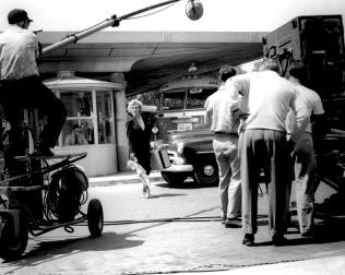 ON SET - NIAGARA - Henry Hathaway (1953)