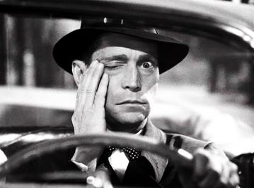 PHANTOM LADY (Les Mains qui tuent) - Robert Siodmak (1944) avec Franchot Tone, Ella Raines, Alan Curtis, Aurora Miranda, Elisha Cook, Jr., Thomas Gomez, Fay Helm