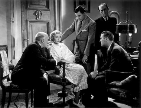 ConflitdeLéonide Moguy(1938) avec Marguerite Pierry, Armand Bernard, Raymond Rouleau, Claude Dauphin