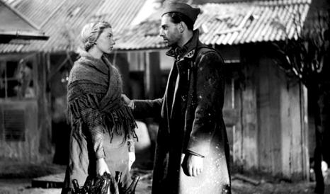Le Déserteur(ouJe t'attendrai) deLéonide Moguy(1939) avec Jean-Pierre Aumont et Corinne Luchaire