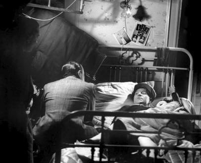 ON SET - LE JOUR SE LÈVE - Marcel Carné (1939)