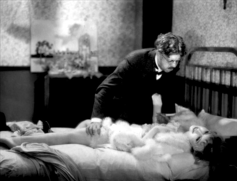 La Chienne de Jean Renoir (1931) avec Michel Simon Janie Marèse, Georges Flamant et Magdeleine Bérubet