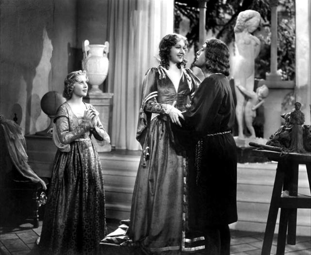 Lucrèce Borgia d'Abel Gance (1935) avec Edwige Feuillère, Gabriel Gabrio et Roger Karl