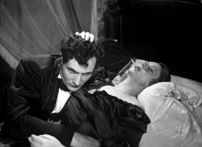 Madame BovarydeJean Renoir, sorti en(1933) avec Pierre Renoir, Alice Tissot, Valentine Tessier