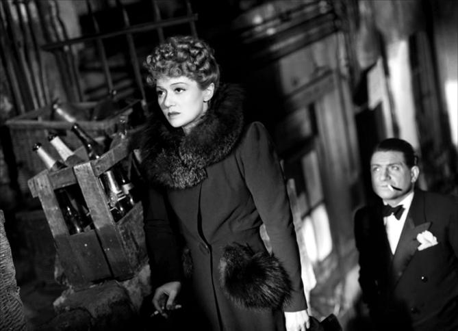 Sans lendemain est un film français réalisé par Max Ophüls, sorti en 1940 avec Edwige Feuillère et George Rigaud