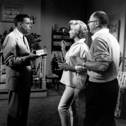 Tom Ewell, Marilyn Monroe et Billy Wilder sur le tournage de THE SEVEN YEAR ITCH (1955)
