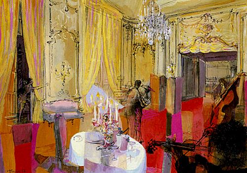 Ariane (Love in the Afternoon) - Billy Wilder - 1957