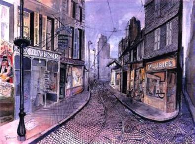 Le Quai des brumes - Marcel Carné - 1938