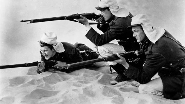 BEAU GESTE(1939) deWilliam A. Wellman d'après leroman dePercival Christopher Wrenavec Gary Cooper, Ray Milland, Robert Preston