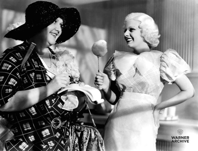 BOMBSHELL - Victor Fleming (1933) avec Jean Harlow, Lee Tracy, Frank Morgan, Franchot Tone, Pat O'Brien