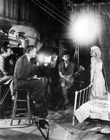 ON SET - RED DUST (La Belle de Saïgon) - Victor Fleming (1932)