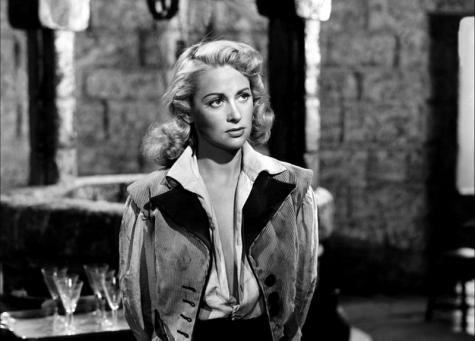CAROLINE CHERIEdeRichard Pottier(1951), avecMartine Carol, adapté d'un roman deCécil Saint-Laurent avec Martine Carol, Jacques Dacqmine, Marie Déa