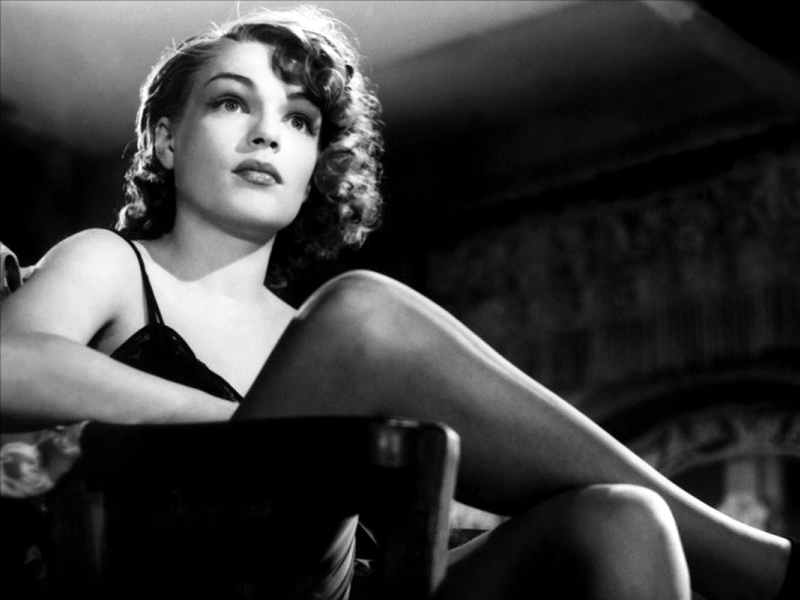 DEDEE D'ANVERSd'Yves Allégret(1948) avec Bernard Blier, Simone Signoret, Marcello Pagliero, Marcel Dalio