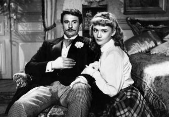 GIGI deJacqueline Audry (1949), adaptation du roman éponyme deColette,Gigi avec Danièle Delorme, Gaby Morlay, Jean Tissier, Franck Villard